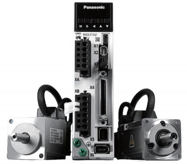 东莞伺服电机MHMF042L1U2M MBDLN25SG 400W套装现货 松下一级代理 伺服电机