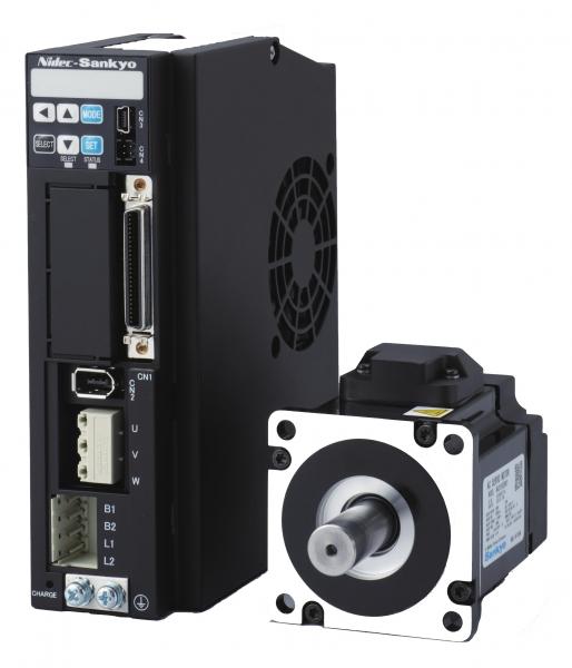 广东伺服电机 MZ401N2LN07 400W电机 现货总代理日本电产三协伺服电机