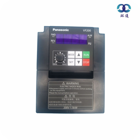 松下变频器 VF200系列 AVF200-0152 AC220V 1.5KW 变频器