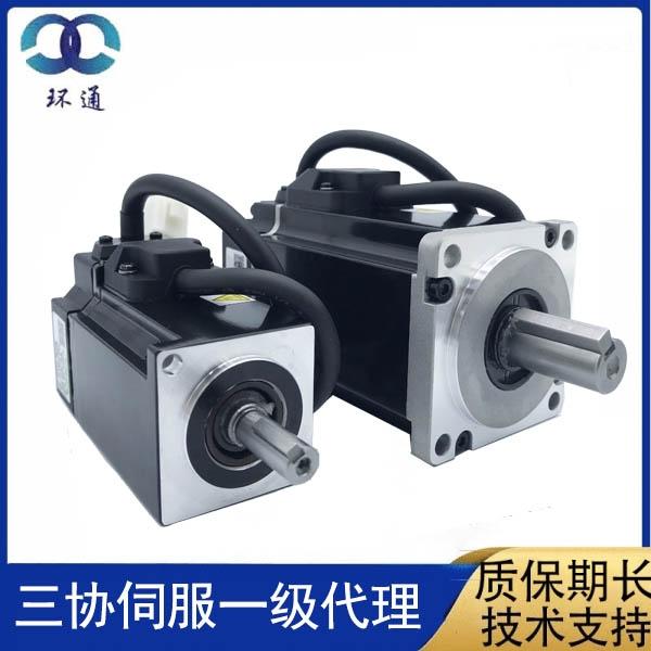 三协伺服电机原理 MA401N2LN07 400W电机套装