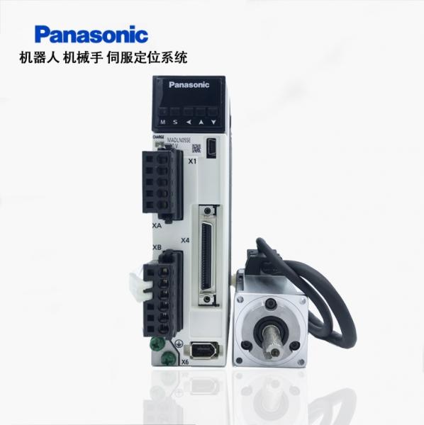 松下400W伺服电机驱动器 通用型伺服驱动器MBDLT25SF
